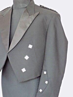 Originale Il Principe Charles Kilt Giacca-mostra Il Titolo Originale Styling Aggiornato