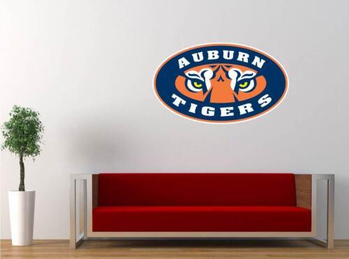 Auburn Tigers Vinyl Sticker Decal *SIZES* Cornhole Bumper Wall