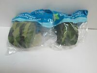 Military Army Camouflage Crepe Streamer - Lot Of 2 Packages - Party Supplies