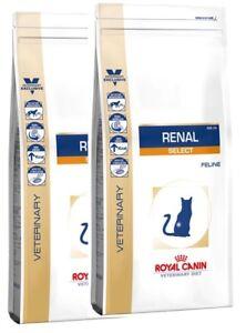 2x 4kg Royal Canin Rénal Sélectionner Féline Rse 24 Rein De Chats Bravam 3182550842211