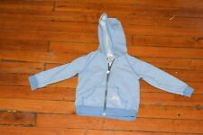 Carters Boys Classic Fleece Zip-up Hoodie with Pockets 24 Months, Blue Camo