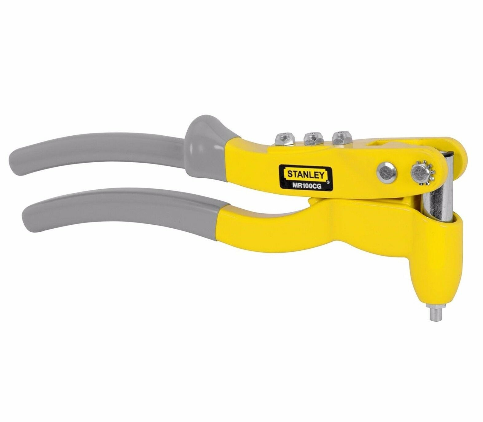 Stanley CONTRACTOR RIVET GUN Heavy Duty Long Handle w  Removable Ejector Spring