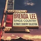Sings Country: Ultimate Country Collection by Brenda Lee (CD, Aug-2016)