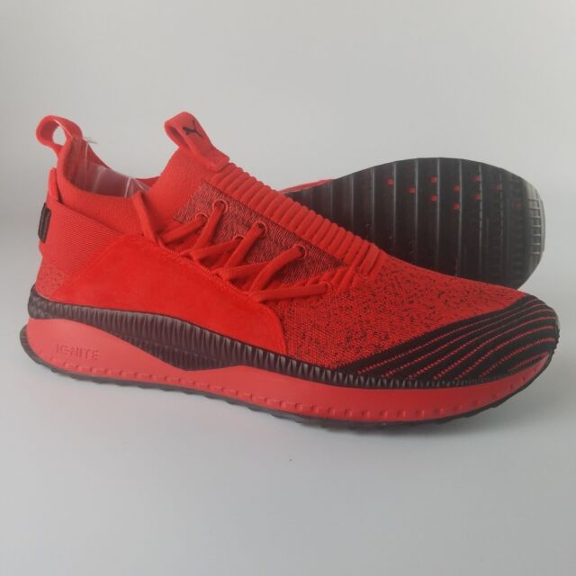 ca53f7ba930 PUMA X FUBU Tsugi Jun Shoes SNEAKERS High Risk Red Black 36744001 ...