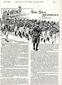 1896-ARTICLE-THE-SEA-REGIMENT-MARINES-SAILORS-HISTORY-amp-C