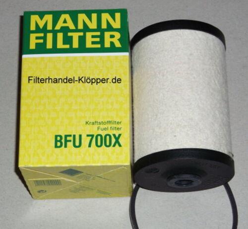 Hombre Filtro de combustible diesel filtro bfu700x para MB trac-Unimog eicher