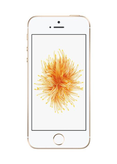 Apple iPhone SE - 128GB - Gold (Unlocked) A1723 (CDMA + GSM)