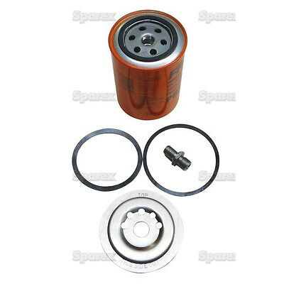 Spin On Oil Filter Adaptor Kit with filter replaces 1051113M1,1051114M1,1069954M