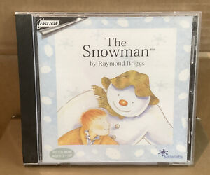 The-Snowman-By-Raymond-Briggs-CD-Rom-2000