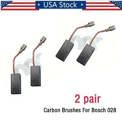 2 Pieces Carbon Brushes 5*10*16 mm Replace For Bosch 046 Grinder GWS 7-115 8-125