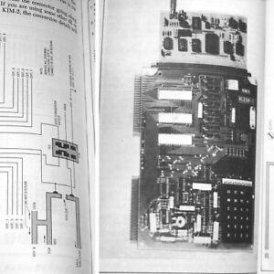 6502-Video-Graphics-Projects-KIM-1-Rockwell-AIM-65-SYM-1-Apple-II-TV-Typewriter