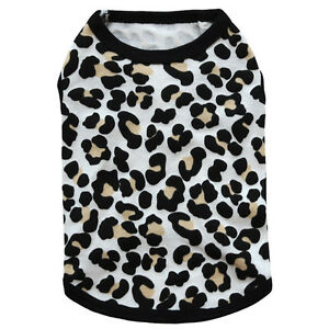 Leopard-Small-Dog-Vest-Soft-Cotton-Puppy-Summer-Tee-shirts-Pet-T-Shirt-Clothes