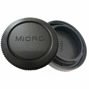 Rear-Lens-Cover-Camera-body-Cap-for-Panasonic-Lumix-DMC-GF1-Micro-4-3-M4-3-ne