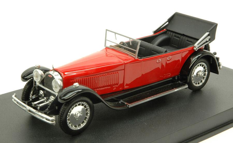 Para tu estilo de juego a los precios más baratos. Bugatti 41 Royale Royale Royale Torpedo Open 1927 rojo 1 43 Model RIO4523 RIO  bajo precio