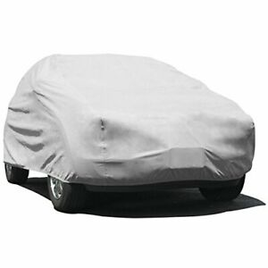 Budge UB-0 Lite Indoor Dustproof UV Resistant Cover Fits Full Size SUVs up to...