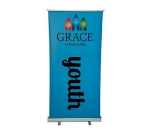 Roll Up Banner Stand 6 X 3 Feet Online At Best Prices Get On Stands Trade Show Equipment With Free Home Delivery From Sign
