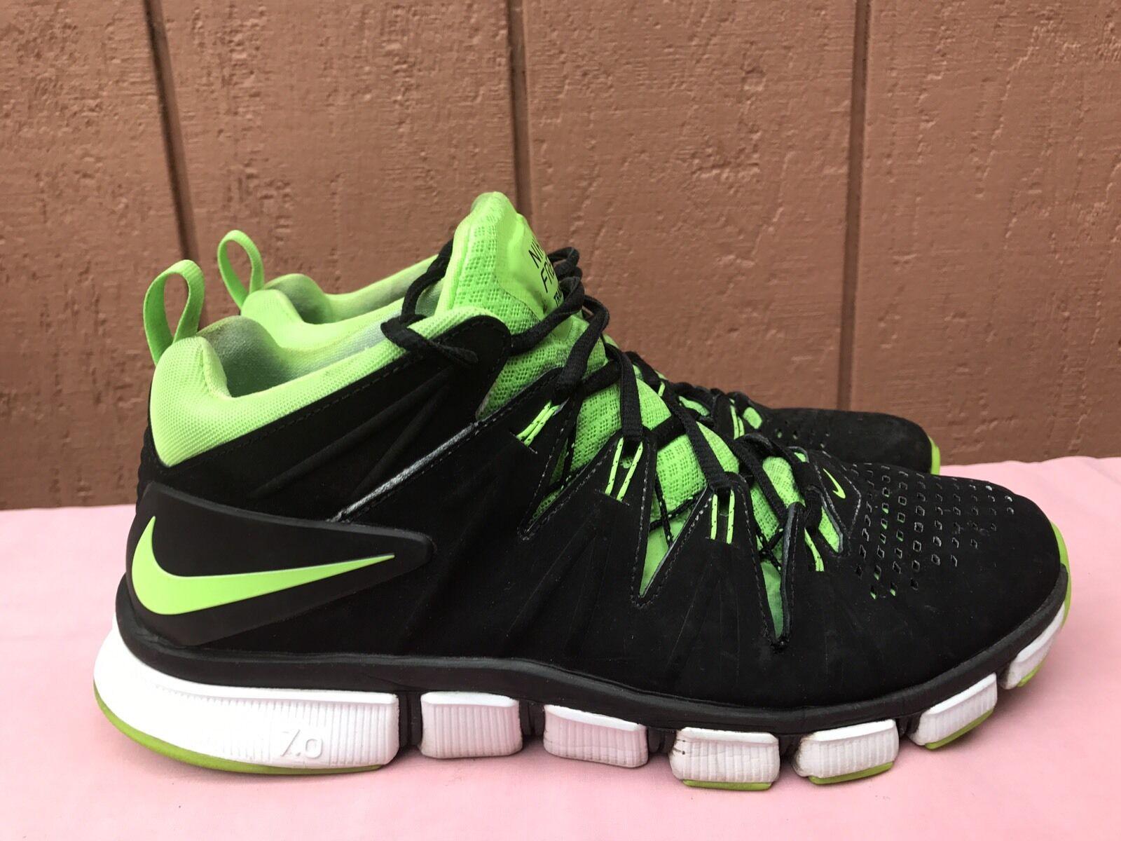 online retailer e8c2f 75554 EUC RARE Mens Nike Free Free Free Trainer 7.0 Training shoes ...