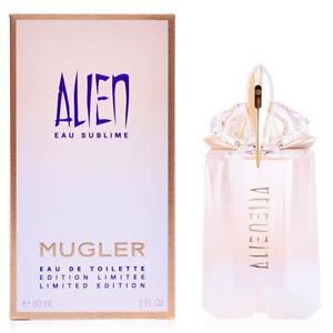 Thierry Mugler Alien Eau Sublime Spray 60ml Eau De Toilette