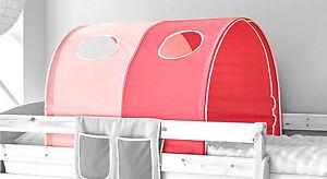 Etagenbett Grimms : Tunnel für hoch und etagenbetten pink ticaa ebay