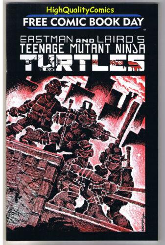 Promo,TMNT FCBD TEENAGE MUTANT NINJA TURTLES 2009 NM Kevin Eastman