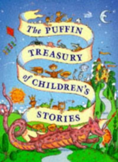 "The Puffin Treasury of Children""s Stories.,----"