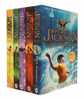 Percy Jackson Ultimate Collection by Rick Riordan (2016, Paperback)