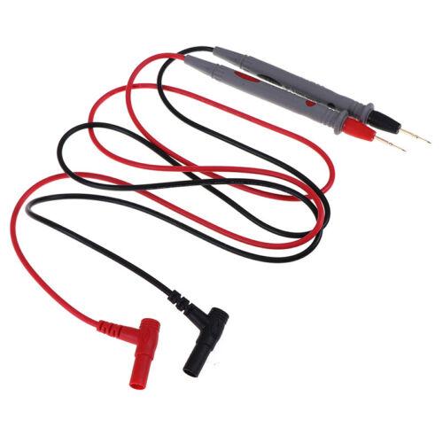 110cm Digital multimeter test lead probe cable SMD SMT needle tip 1000V 20A lo
