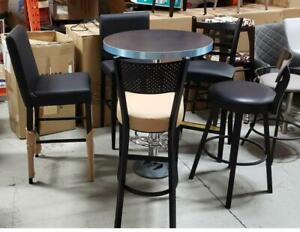 Restaurant Barstools and Pub Tables Specialists in Mississauga Toronto (GTA) Preview