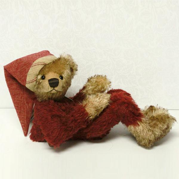 Jacob by Linda Klay/The Bear Holding Company for Cooperstown Bears