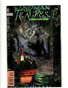 Sandman #75 The Tempest DC Final Issue by Neil Gaiman Mar 1996 New Board/Bag VF+