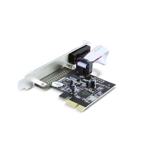 Vantec 1-Port Serial PCIe Host Card