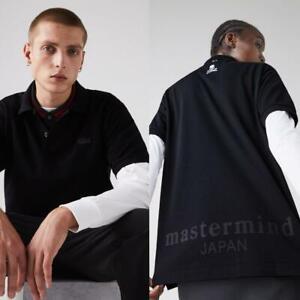 Lacoste x Mastermind Japan Polo Shirt S Black