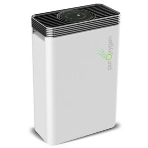 PURO2XYGEN P500-High Performance Home Air Purifier,LargeRoom HEPA AirCleaner REF