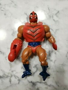 MOTU HE-Man and the Masters of the Universe Weapon Armor CLAWFUL Back