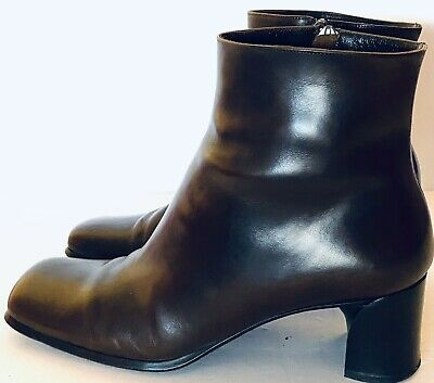 Via Spiga Women's Ankle Boots Leather