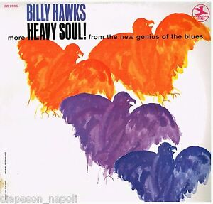 Billy-HAWKS-more-Heavy-SOUL-from-the-New-Genius-of-the-Blues-LP-Vinyl-33-RPM