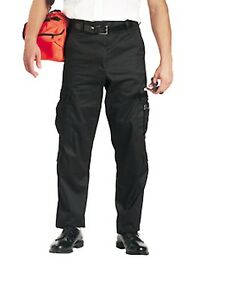 Image is loading Black-E-M-T-PANTS-Mens-style-7823-ROTHCO-XS- 3599643c4ee
