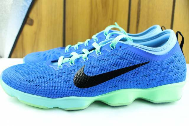 NIKE ZOOM FIT AGILITY WOMAN SIZE 6.0 SOAR 684984 402 RARE NEW RUNNING