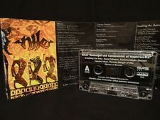 NILE Amongst The Catacombs Of Nephren-Ka / 1998 / MC CASSETTE SUFFOCATION, VADER