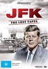 The JFK - Lost Tapes (DVD, 2016)