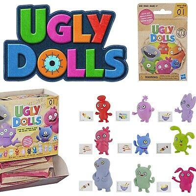 Uglydolls Movie Lotsa Ugly Blind Bag Mini Figures Series 1 Display Case of 24