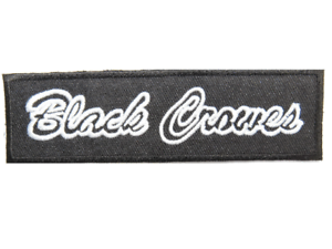 """Black Crowes Iron On Sew On Embroidered Patch 4.5/"""""""