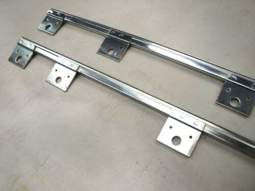 1949 1950 1951 FORD CAR FRONT 2 DOOR HARDTOP CONVERTABLE GLASS LIFT CHANNEL  NEW