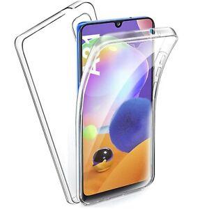 Coque avant arrière Full Body pour Samsung Galaxy A31