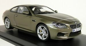 Paragon-1-18-Scale-BMW-M6-Coupe-F13-Frozen-Bronze-Diecast-Model-Car
