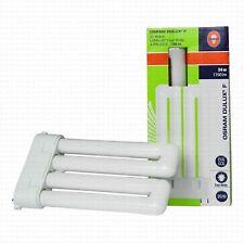 10 x Osram Kompaktleuchtstofflampe Dulux F 2G10 18W 24W 36W 827 830 840