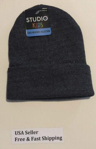Boy//Girl/_ Black,Dark Gray,Dark Blue,Blue,Gray,Red Kid/'s Beanie Warm Winter Hat