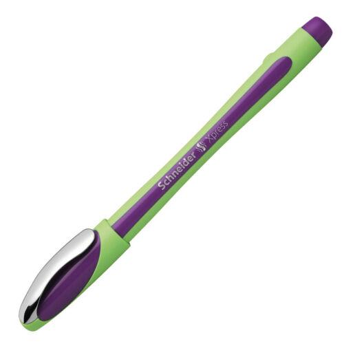 Schneider Xpress Fineliner Pen Violet 0.8 mm