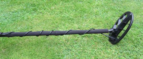 COPPIA di Black STELO copre per adattarsi Fisher Goldbug METAL DETECTOR