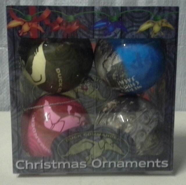 NEW Lot of 10 Duck Dynasty Commander CHRISTMAS ORNAMENT ...